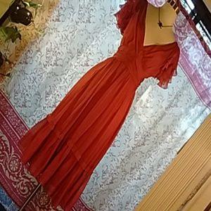 Rebecca Taylor Silk Dress 🎎